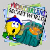 Wonderland Secret Worlds игра