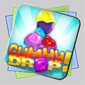 Gummy Drop World Saga игра