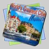 World's Greatest Cities Mosaics 10 игра
