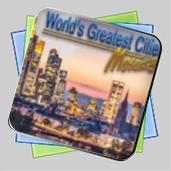 World's Greatest Cities Mosaics 8 игра