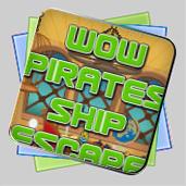 Pirate's Ship Escape игра