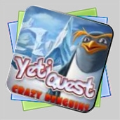 Yeti Quest: Crazy Penguins игра