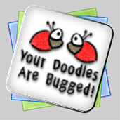 Your Doodles Are Bugged игра