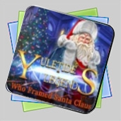 Yuletide Legends: Who Framed Santa Claus Collector's Edition игра