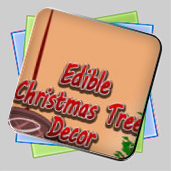 Edible Christmas Tree Decor игра