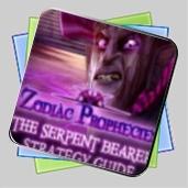Zodiac Prophecies: The Serpent Bearer Strategy Guide игра