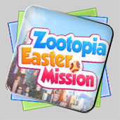 Zootopia Easter Mission игра