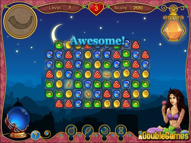 Free Download 1001 Arabian Nights Screenshot 1