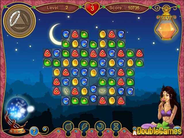 Free Download 1001 Arabian Nights Screenshot 2