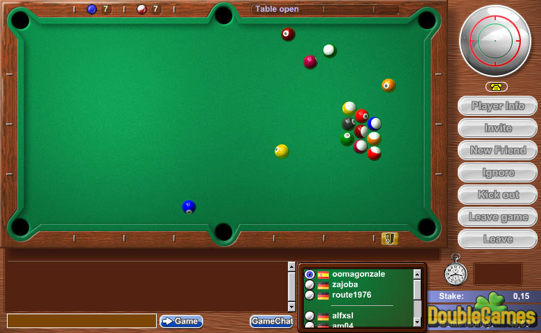 Free Download 8-Ball Billiards Screenshot 3