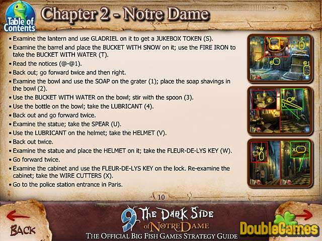 Free Download 9: The Dark Side Of Notre Dame Strategy Guide Screenshot 3