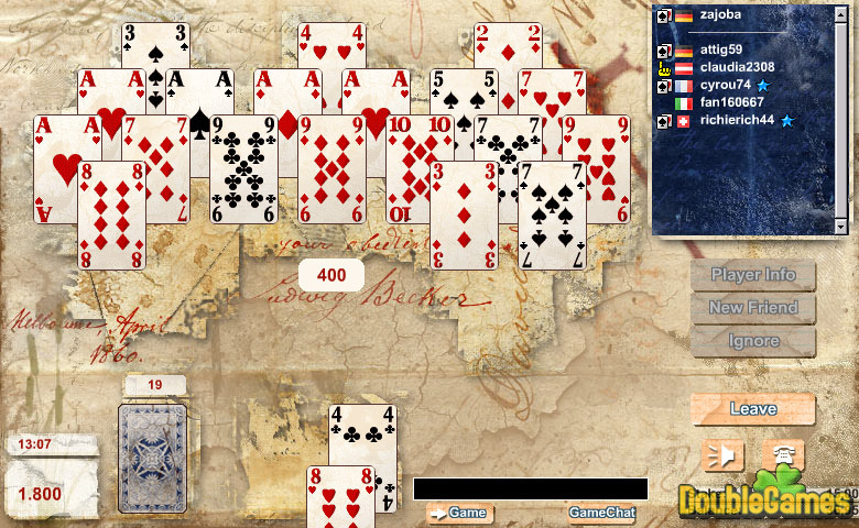 Free Download Ace Solitaire Screenshot 2