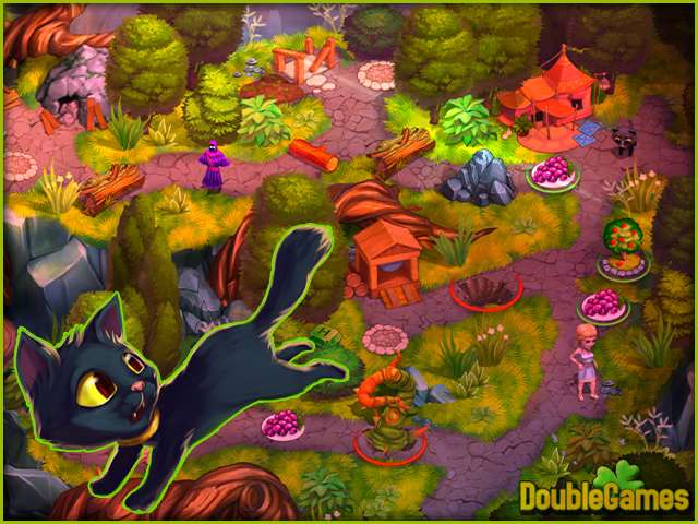 Free Download Adventures of Megara: Demeter's Cat-astrophe Collector's Edition Screenshot 1