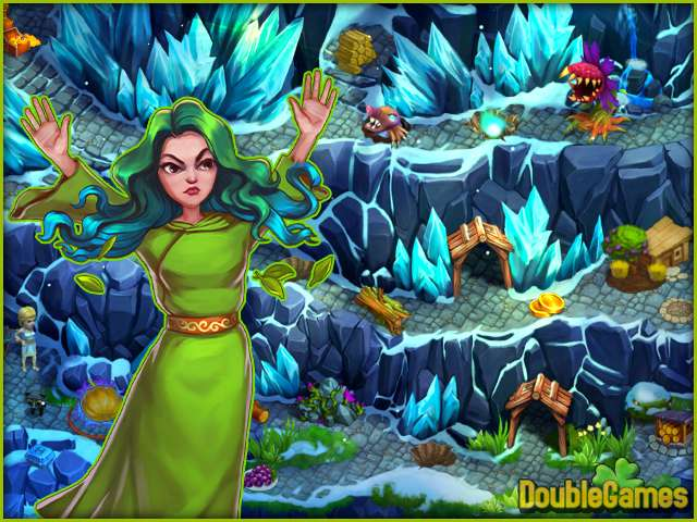 Free Download Adventures of Megara: Demeter's Cat-astrophe Collector's Edition Screenshot 3