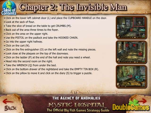 Free Download The Agency of Anomalies: Mystic Hospital Strategy Guide Screenshot 3