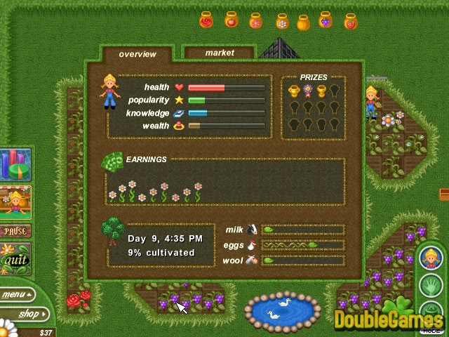 Free Download Alice Greenfingers Screenshot 3