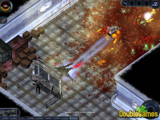 Free Download Alien Shooter: Revisited Screenshot 2