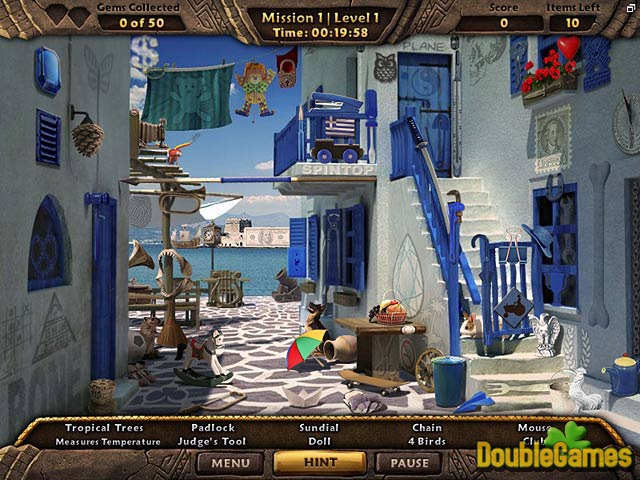 Free Download Amazing Adventures: Around the World Screenshot 1
