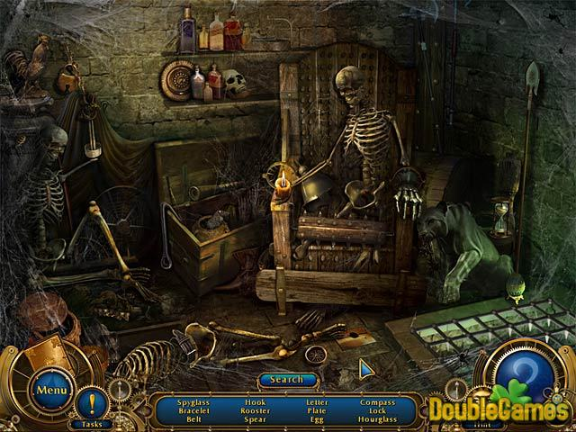 Free Download Amulet of Time: Shadow of la Rochelle Screenshot 3