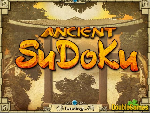 Free Download Ancient Sudoku Screenshot 3
