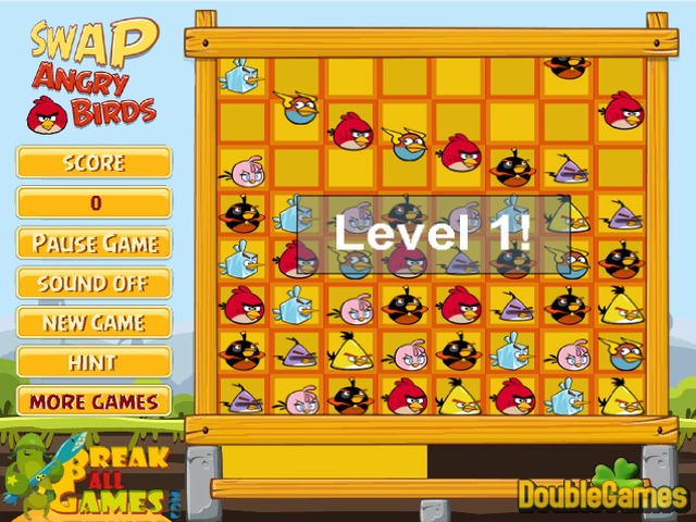 Free Download Swap Angry Birds Screenshot 2