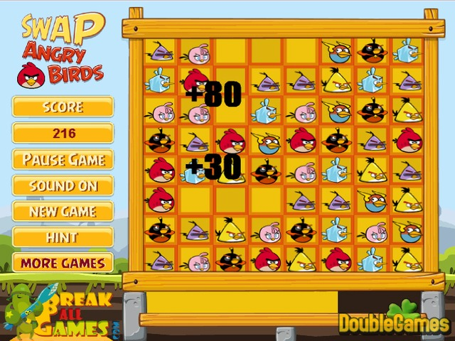 Free Download Swap Angry Birds Screenshot 3