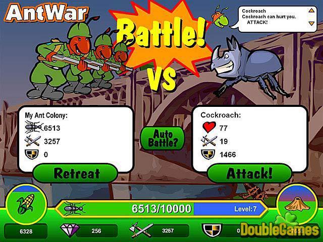 Ant War скачать игру - фото 2