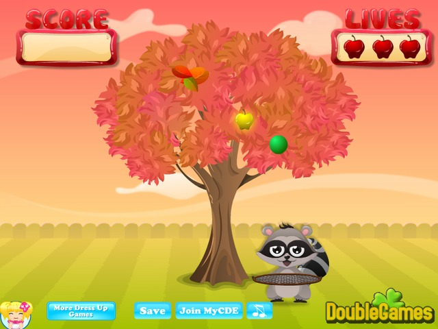 Free Download Rascal's Apple Panic Screenshot 2