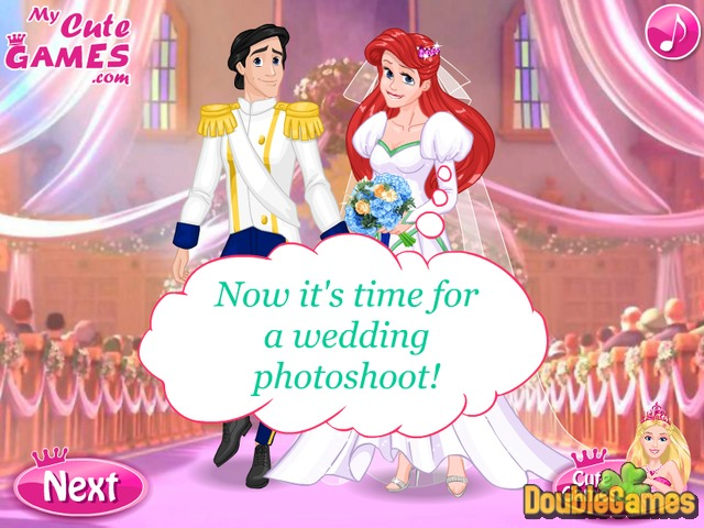 Free Download Ariel's Wedding Photoshoots Screenshot 1