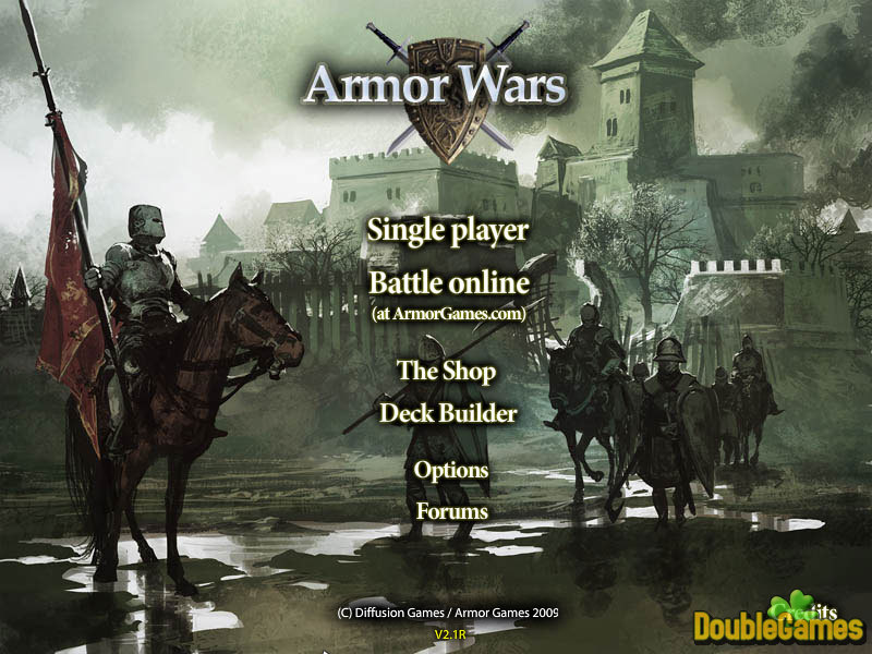 Free Download Armor Wars Screenshot 1