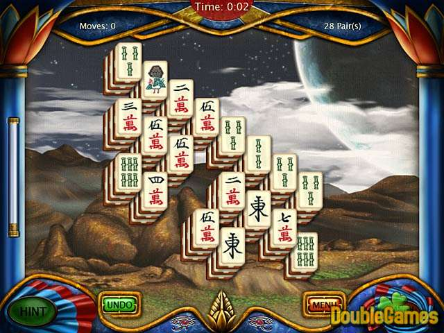Free Download Art Mahjongg Egypt Screenshot 3