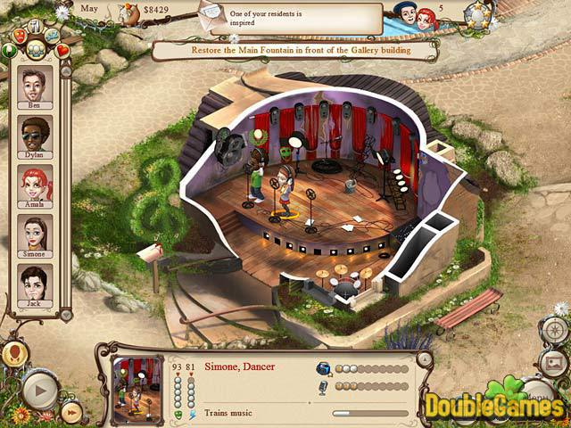 Free Download Artist Colony Screenshot 1