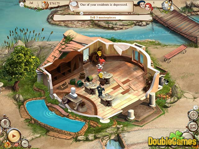 Free Download Artist Colony Screenshot 3