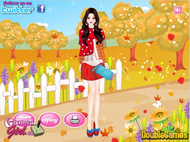 Free Download Autumn Chic Style Screenshot 2