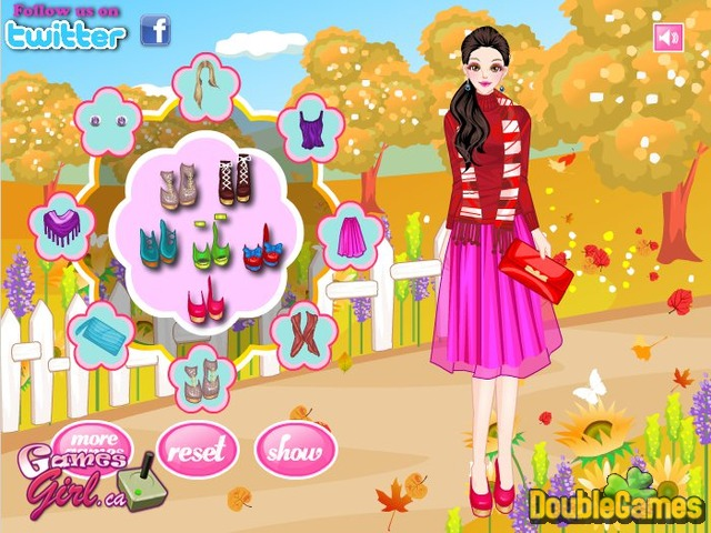Free Download Autumn Chic Style Screenshot 3
