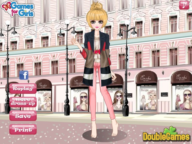 Free Download Autumn Pretty in Pink Screenshot 3