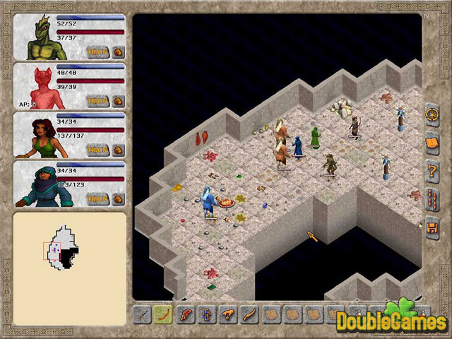 Free Download Avernum IV Screenshot 2