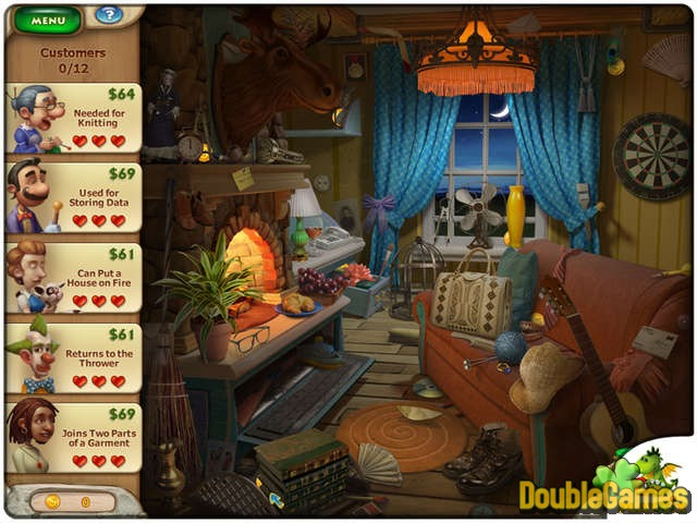 Free Download Barn Yarn & Mystery of Mortlake Mansion Double Pack Screenshot 1