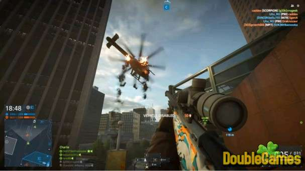 Free Download Battlefield Hardline Screenshot 2