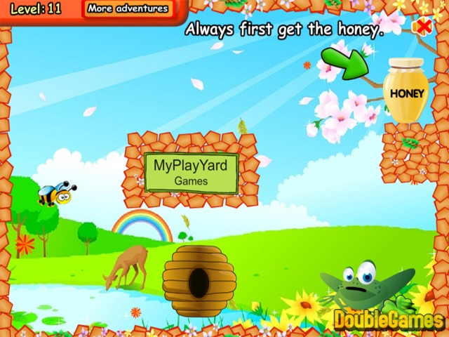Free Download Be The Bee Screenshot 2
