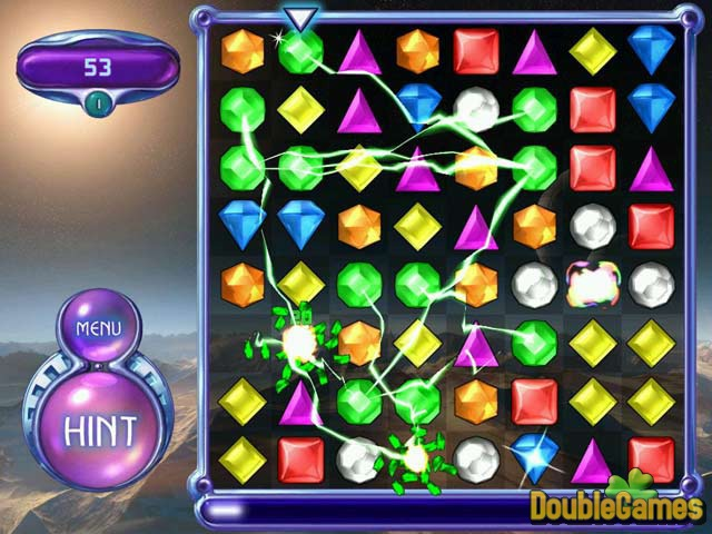Free Download Bejeweled 2 Deluxe Screenshot 1