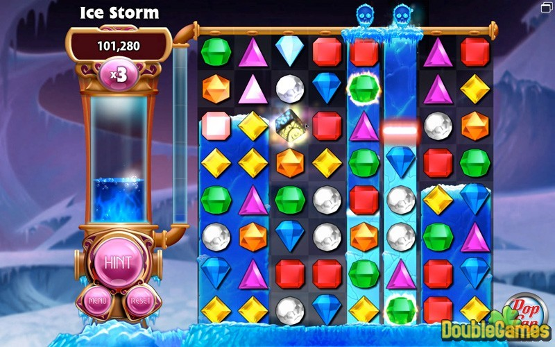 Free Download Bejeweled 3 Screenshot 2