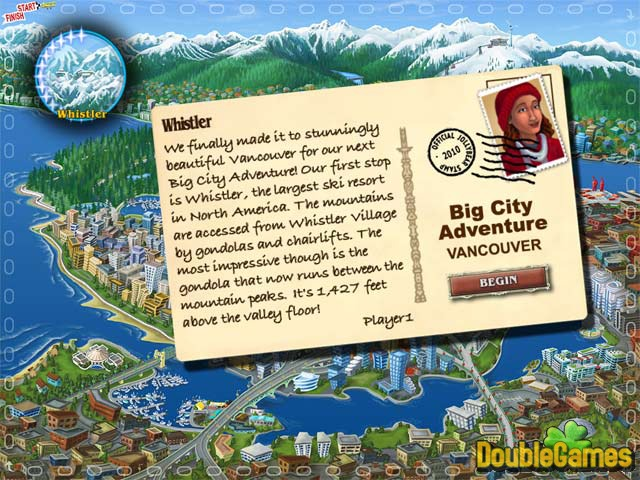 Free Download Big City Adventure: Vancouver Collector's Edition Screenshot 2