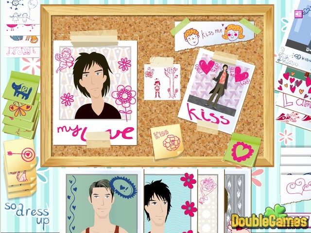 Free Download Blackboard of Love Screenshot 1