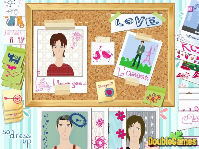Free Download Blackboard of Love Screenshot 3