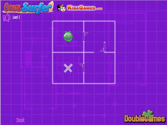Free Download Blobbing Around Screenshot 1