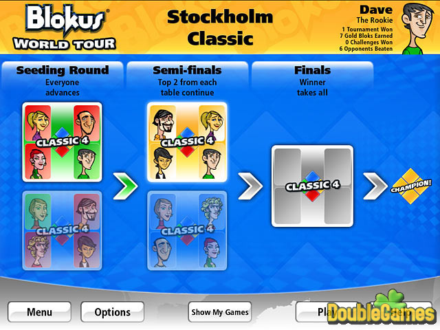 Free Download Blokus World Tour Screenshot 3