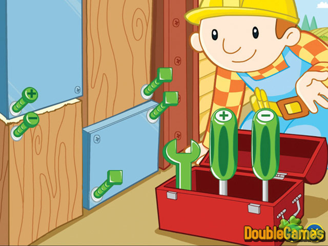 Free Download Bob the Builder: Can-Do Carnival Screenshot 1