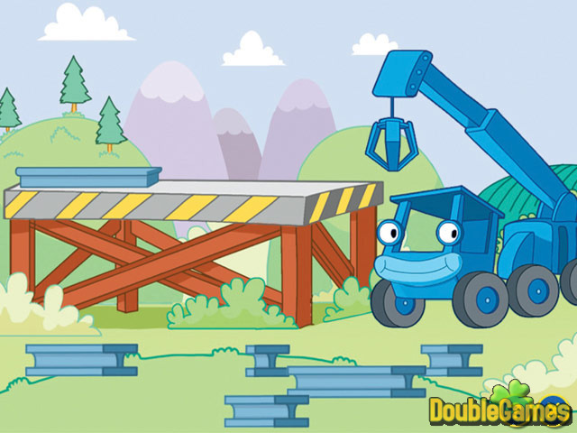 Free Download Bob the Builder: Can-Do Carnival Screenshot 2