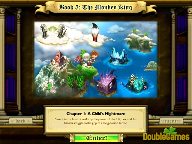 Free Download Bookworm Adventures: The Monkey King Screenshot 3